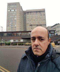 Royal Hallamshire Hospital, NHS, Sheffield, UK