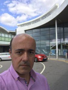 Βιογραφικό Northern General Hospital NHS Trust, Sheffield, UK